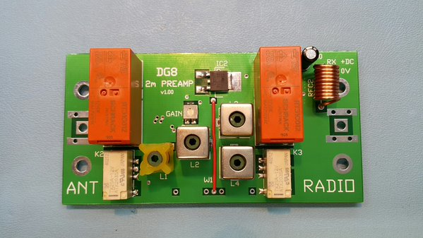 2nd-dg8-preamp-built-you-can-see-how-i-intend-to-mount-it-integrated-with-the-driven-dxing-hamr-hamradio-wp-httpst-co42nz3pwtn9