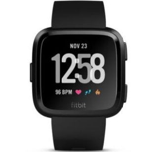 Fitbit Versa best smartwatch in india