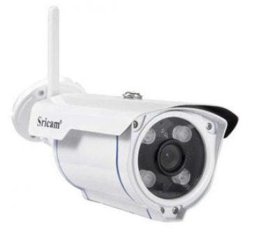 Sricam Wi-Fi Wireless SP007 2MP 1080p Waterproof Outdoor Security Camera CCTV