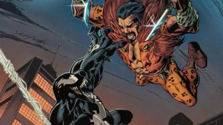 Kraven et Venom