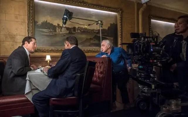 Apple : Apple produira le prochain film de Martin Scorsese