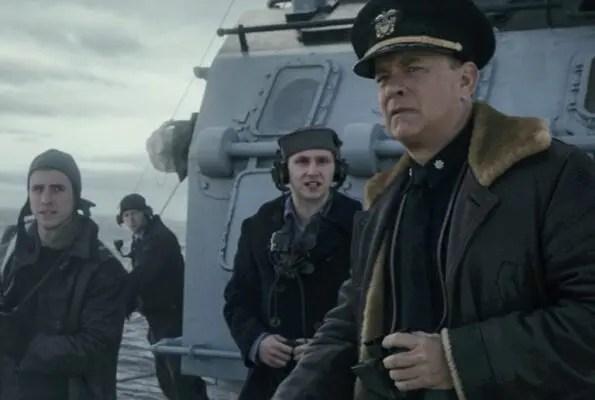 Le nouveau film de guerre de Tom Hanks sortira sur Apple TV