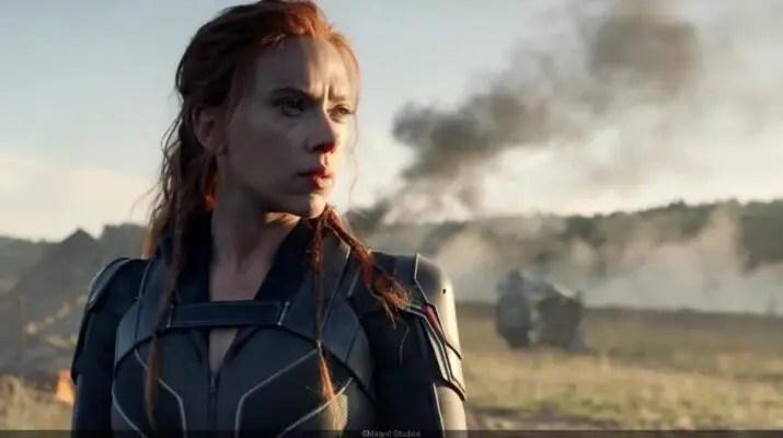 Une nouvelle Black Widow après Scarlett Johansson — Marvel