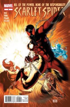 Scarlet Spider #9