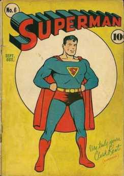 Superman 6 - September 1940