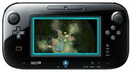 Wii U GamePad with integrated display