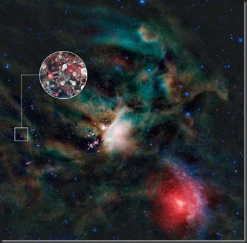 Astronomers discover sugar in RAS 16293-2422