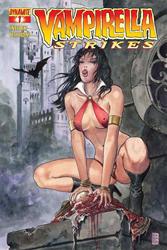Vampirella Strikes Issue #1