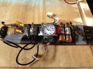 Cool steampunk watch