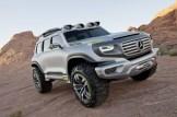 Mercedes-Benz Ener-G-Force concept off-road vehicle