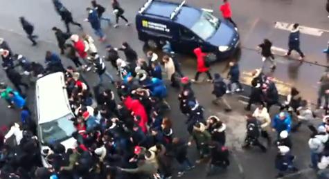"""Students in Gothenberg Sweden riot after posting of underaged """"sluts"""" on Instagram"""