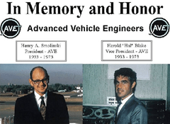 AVE Mizar (Flying Pinto) inventors Henry Smolinski and Harold Blake