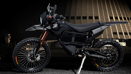 Zero Motorcycles MMX Special Forces electric bike