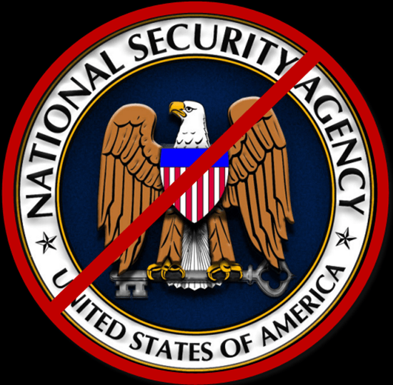 No NSA National Security Agency spying on its local citizens