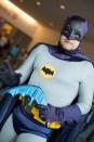 Batman cosplay at the 2013 San Diego Comic Con