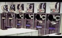 IBM 3420 Mainframe tape drive