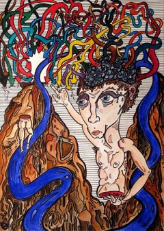 Schizophrenia artwork