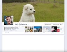 2011 - Facebook Timeline introduced