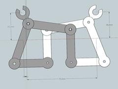 Schematic for Roboclock (Plotclock)