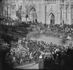 Frame 7 of 8 - Lincoln funeral procession