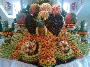 Love this food art