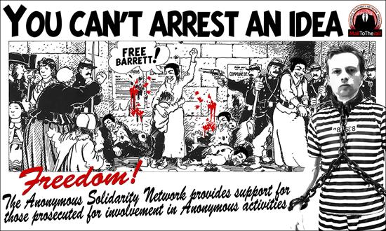 You can't arrest an idea