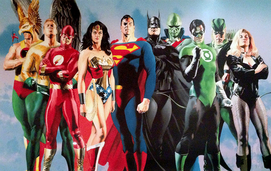 List of comic book characters (superheroes and villains) and