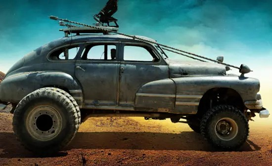 Mad Max: Fury Road's Buick