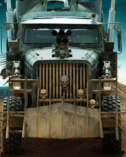 Furiosa's War Rig from Mad Max: Fury Road