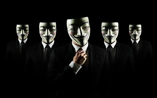 Anonymous - Expect Us