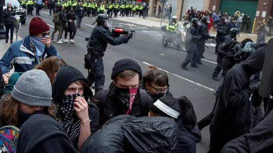 The J20 trials – 214 defendants face felony charges for exercising right of free speech