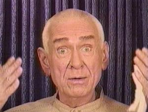 Cult leader Marshall Applewhite (Do) of Heaven's Gate