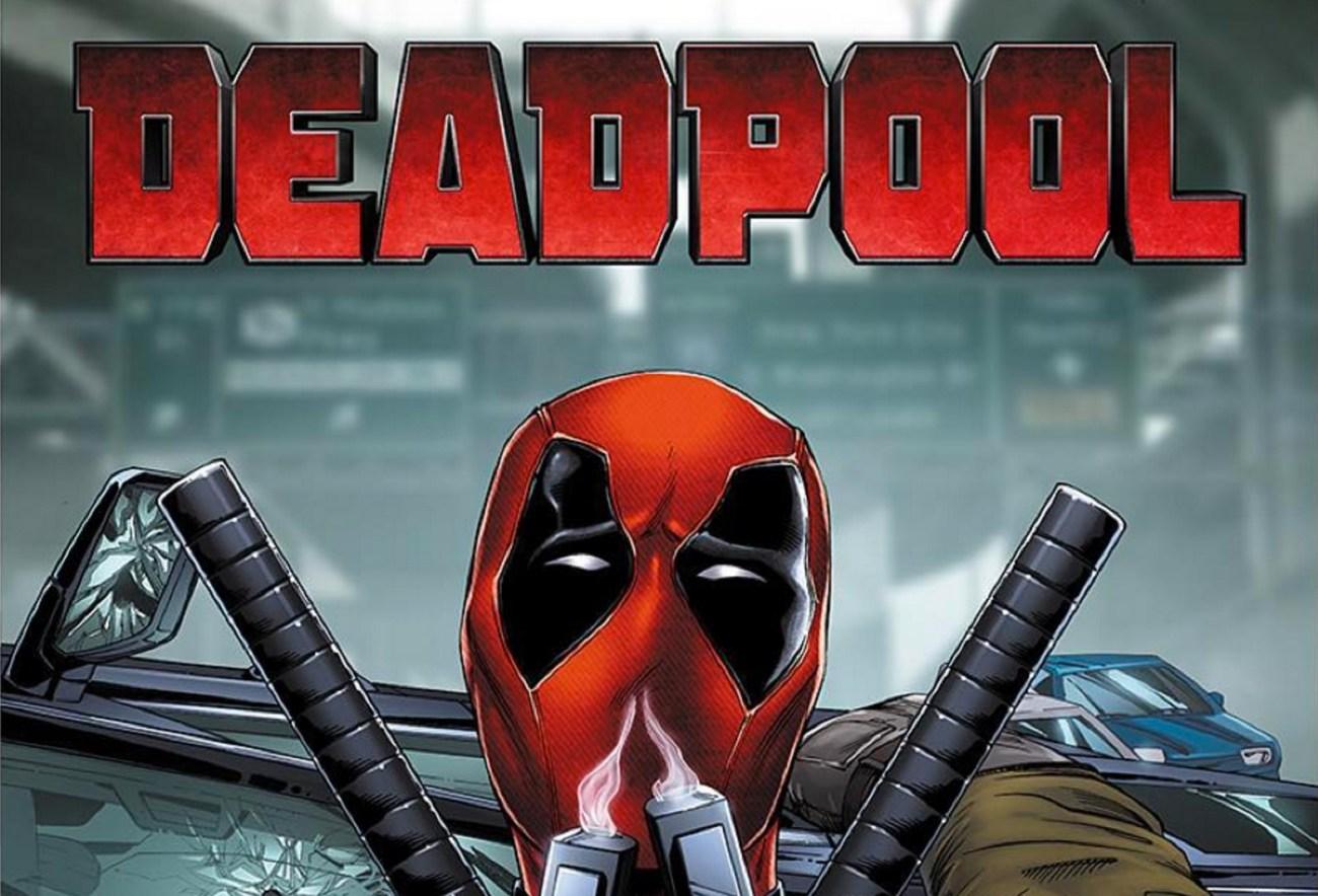 Póster de la película de Deadpool