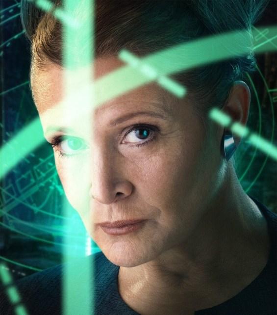 Comandante Leia de la Resistencia