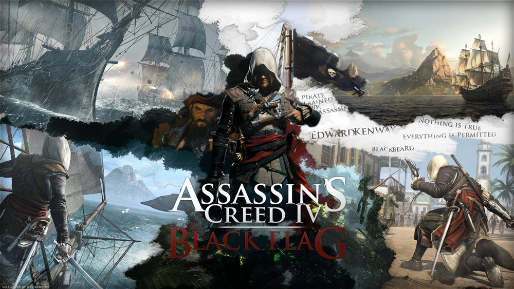 Ubisoft Assassin's Creed Black Flag