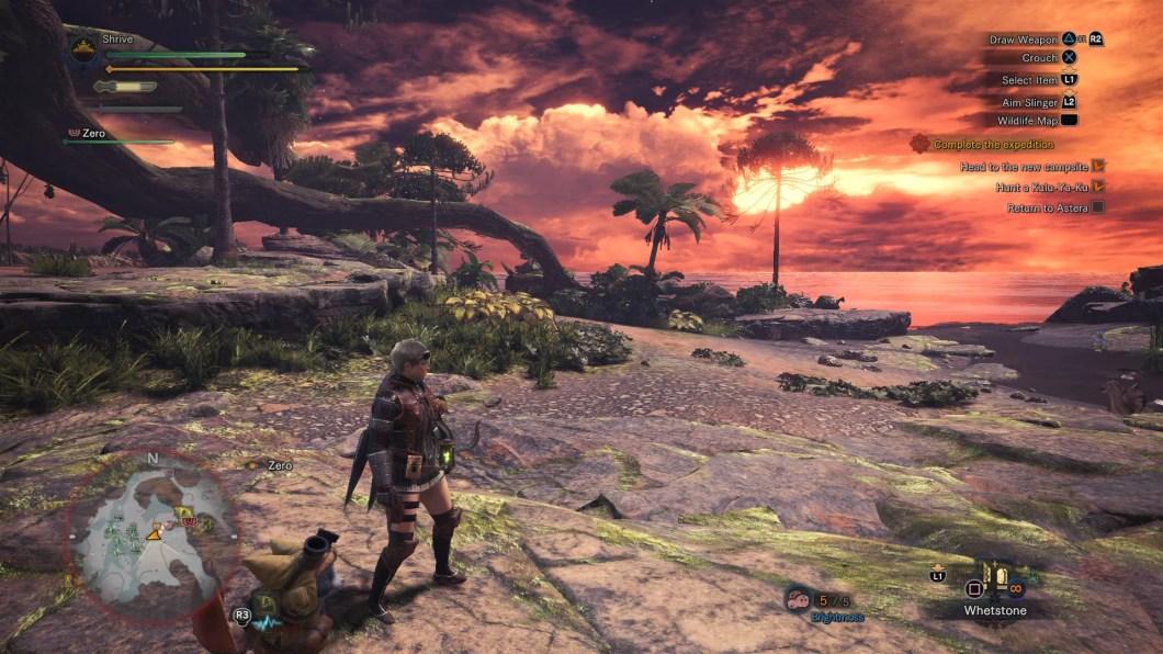 Monster Hunter World [Reseña]