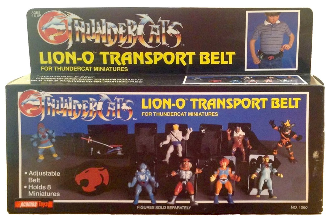 Thundercats Roar - Belt