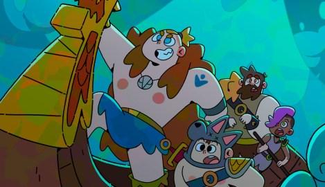 Vikingos - Cartoon Network