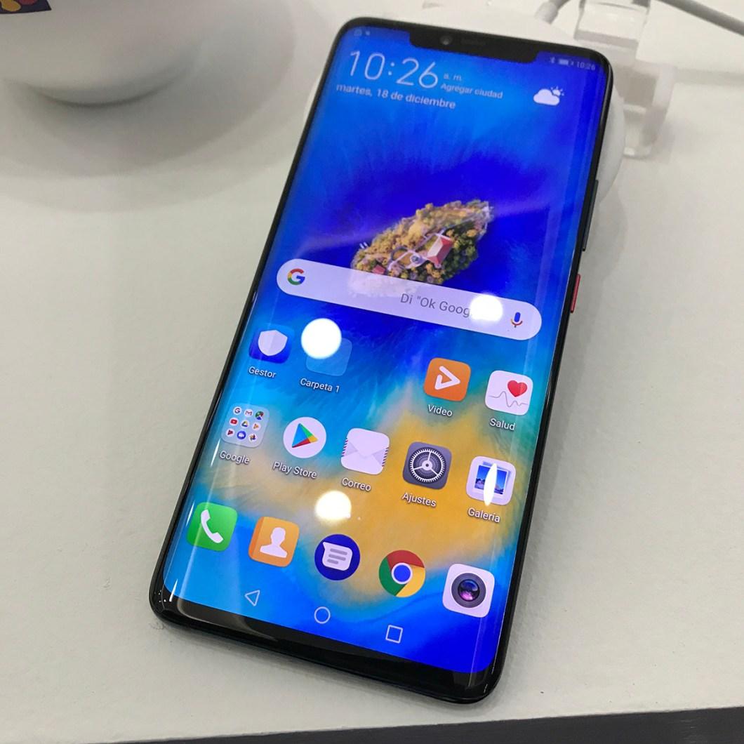 Huawei Mate 20 Pro Carga Rápida