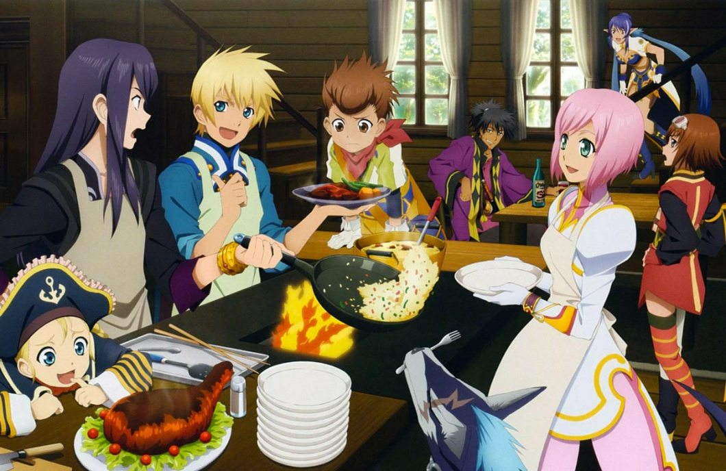 Tales of Vesperia: Definitive Edition Characters