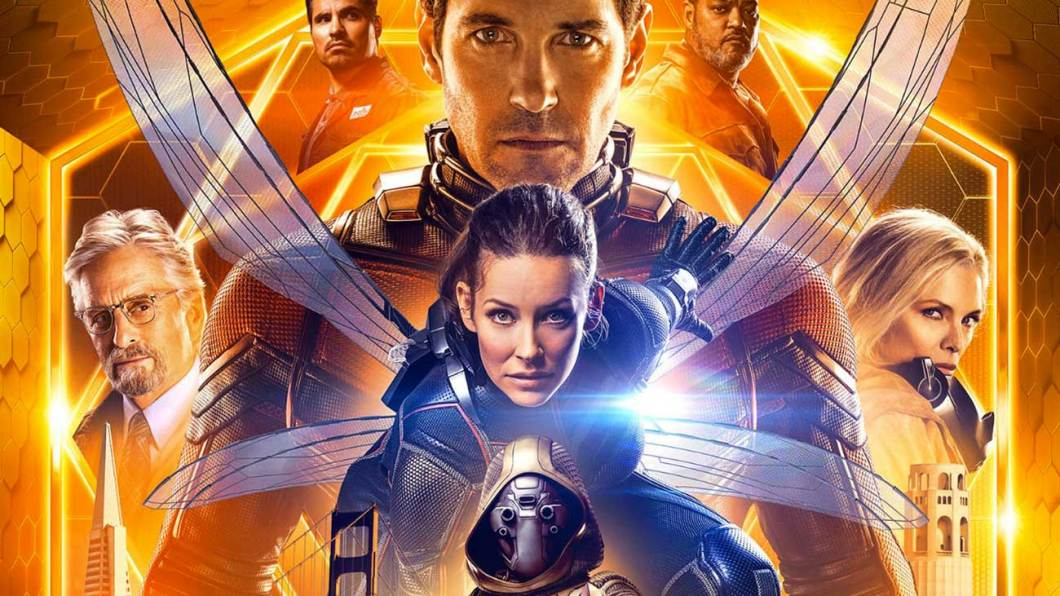 Ant-Man and The Wasp - MCU Fase 3