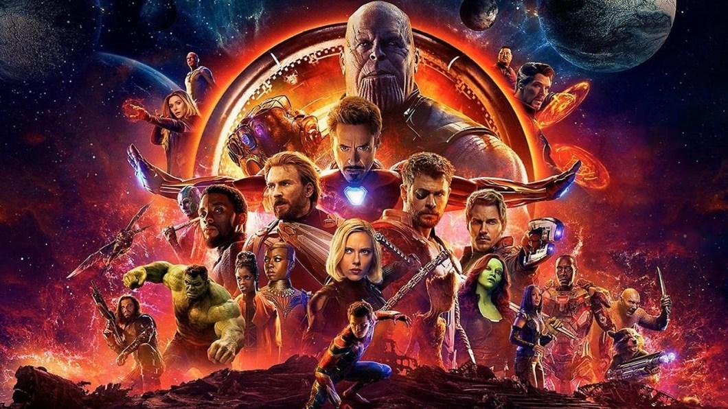 Avengers: Infinity War - MCU Fase 3.