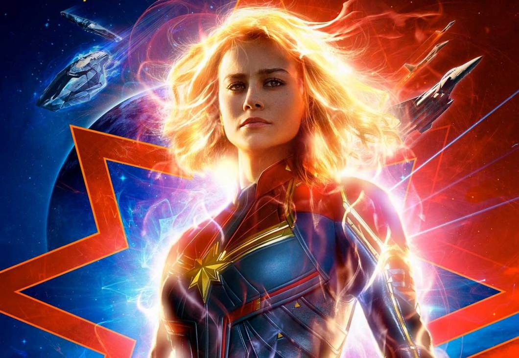 Captain Marvel - MCU Fase 3