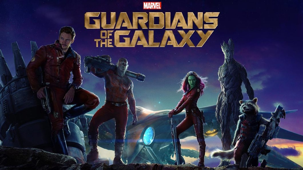 Guardians of the Galaxy Vol. 1 - MCU Fase 2