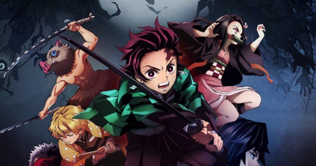 Demon Slayer - Recomendado Anime Primavera de 2019