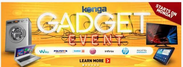 Konga Gadget Event