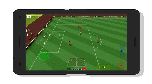 Download First Touch Soccer 2017 ( FTS 17) apk and data
