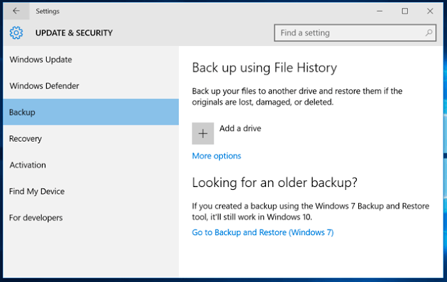 best way to back up a windows pc