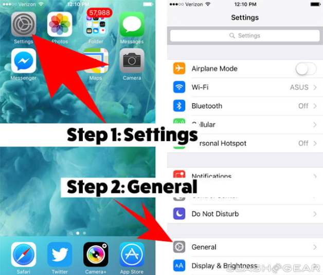 how to install ios 10