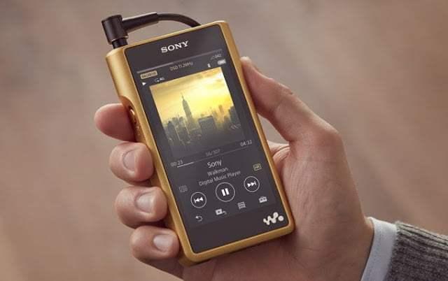 Sony NW WM1Z Walkman